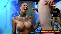 Tattooed Calisi Ink In Piss Arena - 666Bukkake