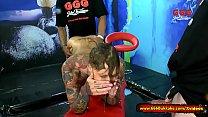 Tattooed Calisi Ink In Piss Arena - 666Bukkake Vorschaubild