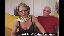 Older Babe Gets Her Wish