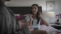 Virginity taken of hot teen babe by her charming uncle