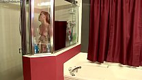 Alex Tanner- Brother Busts Her Masturbating In Shower thumbnail