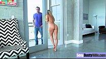 (Alexis Fawx) Hot Big Melon Tits Milf Enjoy Hardcore Bang video-01