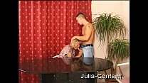 Hairy houswife fucked a Six-Pack-Man Vorschaubild