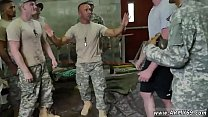 Gay men fuck as soldier piss Fight Club