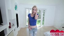 Alice Echo In Schooling My Stepsis WIth Sex