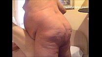 Chubby Obese Grandpa Fucking Bareback