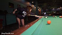 Jeny Smith playing pool Preview