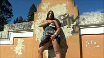 Milas wild public flashing and amateur latinas outdoor exhibitionism and exposur image