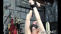 Beautiful girlie is fucked with a marital-device