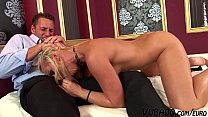 Anal Sex With The Blonde Step Daughter