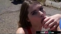(alice march) Superb Teen GF Bang Hard On Tape video-02