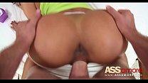 Abby Lee Brazil Anal POV