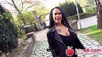 Random Dude bangs Latina from Dating App IN PUBLIC Zara Mendez dates66.com
