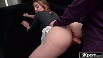 5KPorn - PAWG Kenzie Madison Facialed in 5K/60FPS Action thumbnail