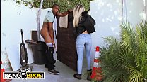 Image: BANGBROS - Goldie Rush Getting That BBC From Isiah Maxwell