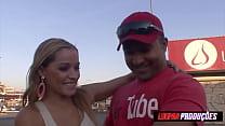 Loupan e Cinthia Lima Fudendo GOSTOSO em Brasilia | Tour Porno | Loupan Produções pornhub video