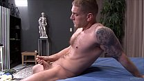 ActiveDuty - Mature Military Hunk Strokes His Big Cock