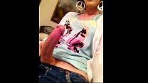 SEXY HORNY TRAP EATS PRECUM preview image