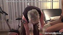 Senior physiotherapist fucks her young and hot client Vorschaubild