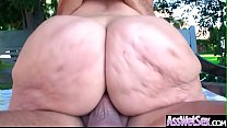 Hard Analy Banged On Cam A Sluty Big Round Ass Girl (Alena Croft) video-04