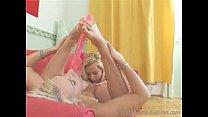 Teen Lesbians Making Love To Their Feet!