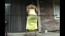 Diamond Princess4ever Yellow Dress