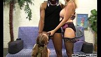 Huge black cock for mom Charlee Chase and Samantha Faye