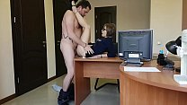 The boss fucks her young milf secretary on the ...