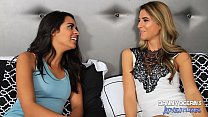 DOCEAN Tara Ashley and Vienna Black IR Threesome ~ desixx thumbnail