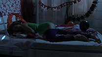Happy Halloween  Bed Pissing