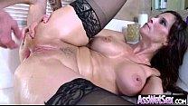 Round Sexy Big Ass Girl Love Hard Anal Sex On C...'s Thumb