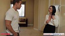 Chesty mom Kendra Lust gets facial - VideoMakeLove.Com