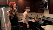 Ep 1 Cooking for Pornstars