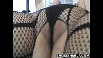 Image: Big ass English milf gym fuck