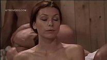 Heather Vandeven nude in the girl-only sauna image