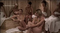 Heather Vandeven nude in the girl-only sauna thumb