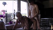 German Mom Loves to Fuck With Young Boy صورة