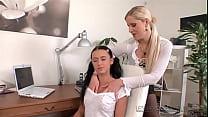 Sandra De Marco and Angelica Kitten - Lesbian Older Younger pornhub video