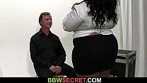 He cheats with mega-boobs plumper
