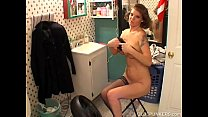 Sexy MILF behind the scenes shows you how its done - VideoMakeLove.Com