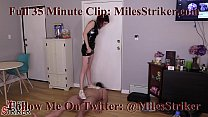 Miles Striker Comes Out of BallBusting Retirement