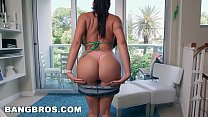 BANGBROS - Big Ass Latina MILF Pornstar Julianna Vega Takes Dick