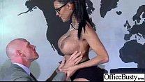 Hardcore Bang In Office A Slut Big Boobs Girl (peta jensen) mov-27