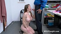 Rich MILF Still Can't Forget Her Klepto Days- Bianca Burke