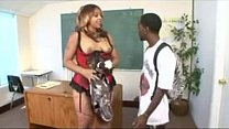 Horny Black Teacher