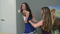 Lily Carter and Courtney Cummz Amazing Orgasms
