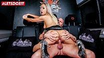LETSDOEIT - Hot Czech Babe Julia Parker It's Ready For Some Public Fun