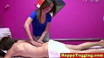 Real nuru masseuse pampering dong
