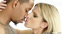 Private Black - Hot Gina Gerson Gets Mouthful Of BBC & Cum!