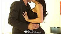 HD - PureMature Peta Jensen strips off black dr...'s Thumb